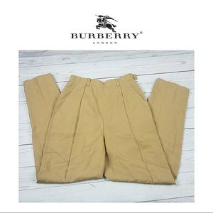 Burberry Trousers Size 2P